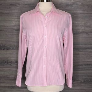 Brooks Brothers 346 Fitted Cotton Button Down, 12